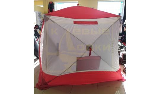 Палатка зимняя Медведь Куб-4 (четырехместная/3 слоя)