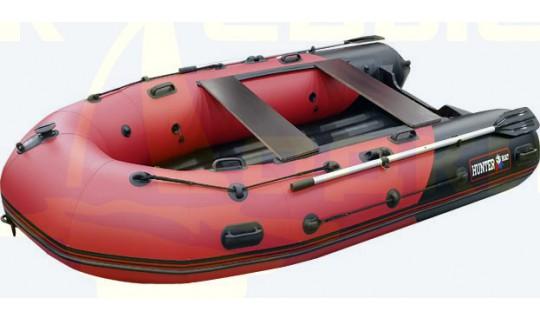 Надувная лодка ПВХ Хантер 330 ПРО