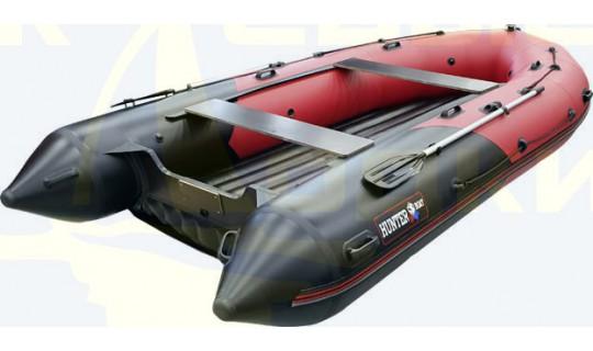Надувная лодка ПВХ Хантер 420 ПРО