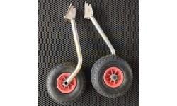 Транцевые колёса для лодок Grouper