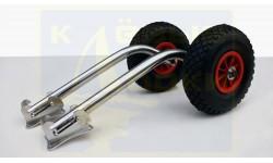 Транцевые колеса быстосъемные универсал НДНД (арт.331А)