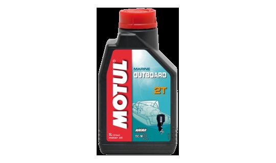 Motul Outboard 2T 2 литра