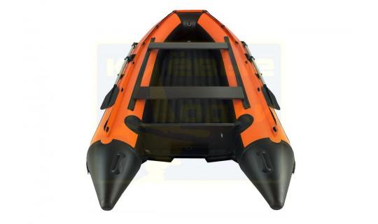 Лодка ПВХ Солар 420 Jet Tunnel