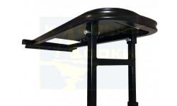 Подставка под сиденье универсальная разборная с креплением на ликтросос
