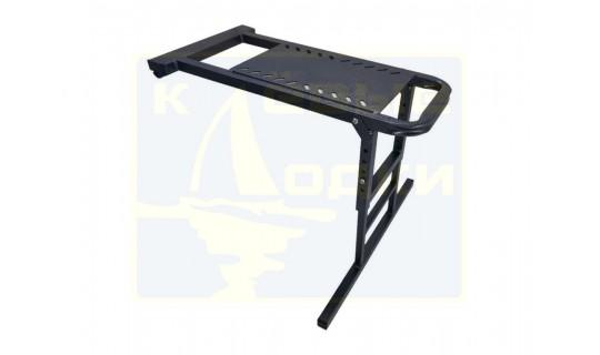 Подставка складная под кресло с креплением на ликтрос