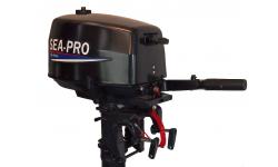 Двухтактный мотор лодочный подвесной SEA-PRO Т 5S