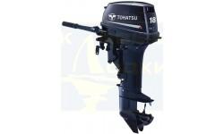 Двухтактный мотор лодочный подвесной Tohatsu M 18 E2S