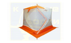 Палатка зимняя Пингвин Призма Премиум (двухслойная))