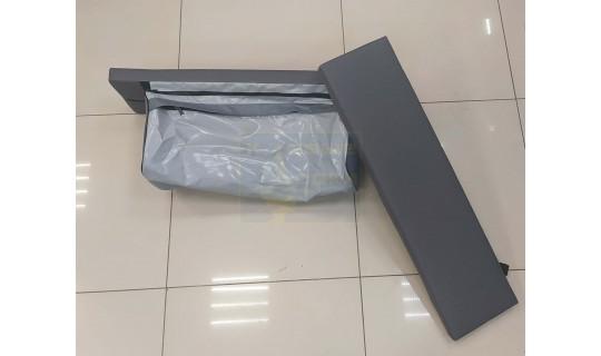 Комплект мягких накладок на сиденье 800 мм (оксфорд)