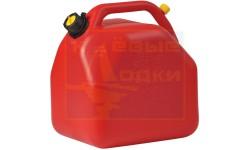 Канистра для бензина из антистатической пластмассы Scepter 20 литров