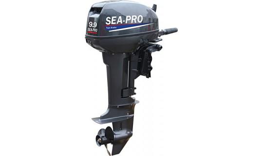 Двухтактный мотор лодочный подвесной SEA-PRO OТH9,9S