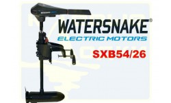 Мотор электрический троллинговый WaterSnake FWT 54TH