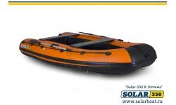 Лодка ПВХ Солар Оптима 350