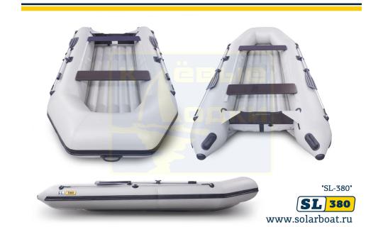 Лодка SOLAR SL-380