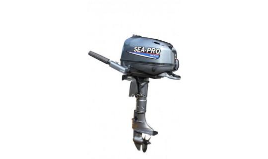 Четырехтактный мотор лодочный подвесной SEA-PRO F 6S