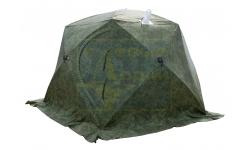Палатка СТЭК ЧУМ (Камуфляж)