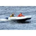 Надувная лодка Badger Heavy Duty 430 AL