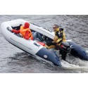 Надувная лодка Badger Heavy Duty 390 AL