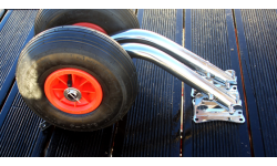 Транцевые колёса Быстросъёмные стандартные