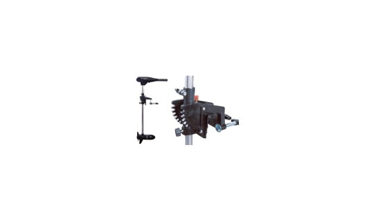 Мотор электрический троллинговый WaterSnake FWT 34 TH