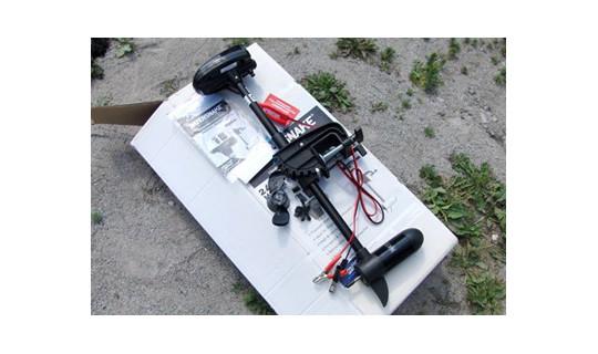 Мотор электрический троллинговый WaterSnake T24