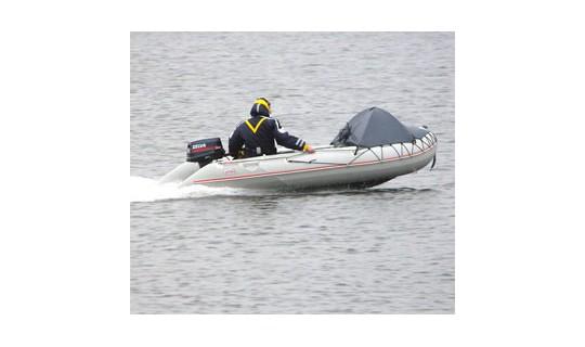 Надувная лодка Badger Sport Line 370 AL