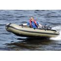 Надувная лодка Badger Duck Line 340 AL