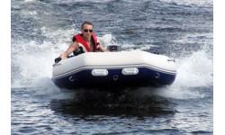 Надувная лодка Badger Heavy Duty 350 AL