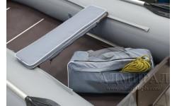 Мягкое сиденье на банку с сумкой 800*200мм
