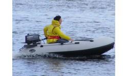 Надувная лодка Badger Utility Line 300 PW