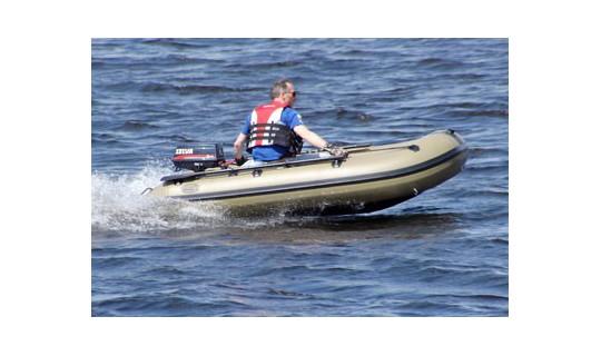 Надувная лодка Badger Duck Line 300 AL